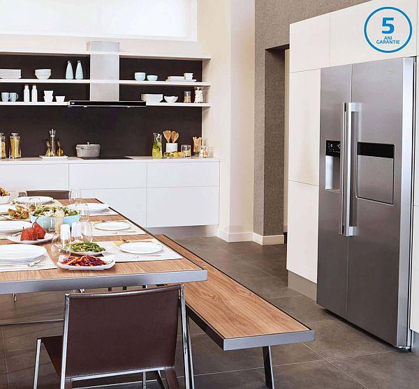 combină frigorifică side by side BEKO