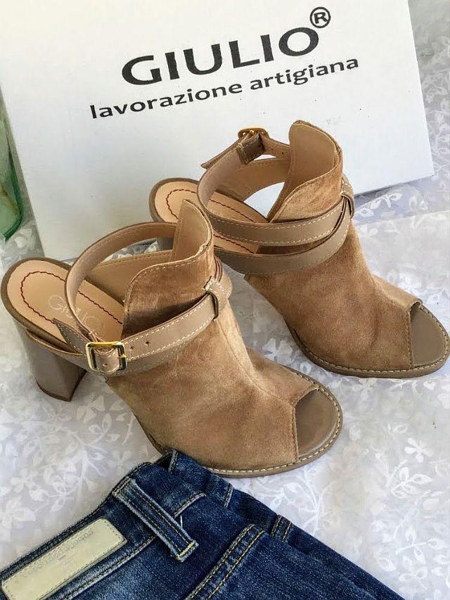 saboti piele naturala pantofi giulio