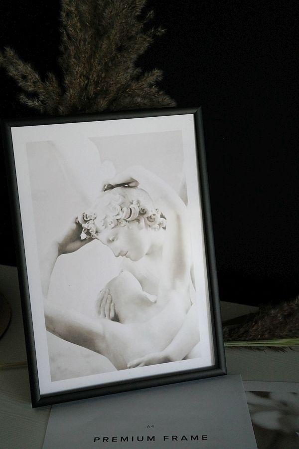 Poster Statuia Sărutului lui Cupidon