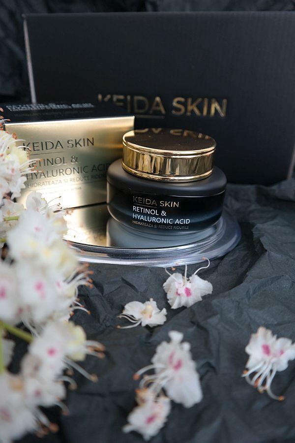 crema Keida skin cu extract de melc