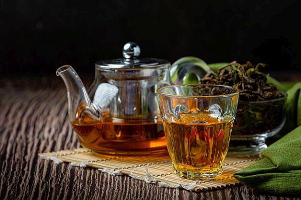 ceainic de sticla