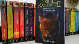 Recenzie Pisicile războinice Vol.24: Ultima speranță de Erin Hunter