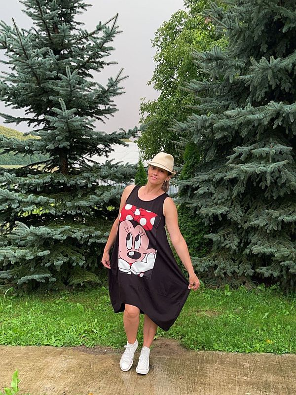 rochie tricou topcloset