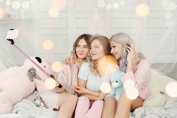 petrecere în pijamale